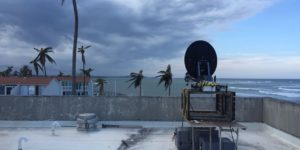 Satellite Communications VSAT Hurricane