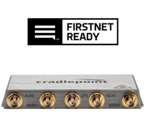 FirstNet Ready Cradlepoint MCR