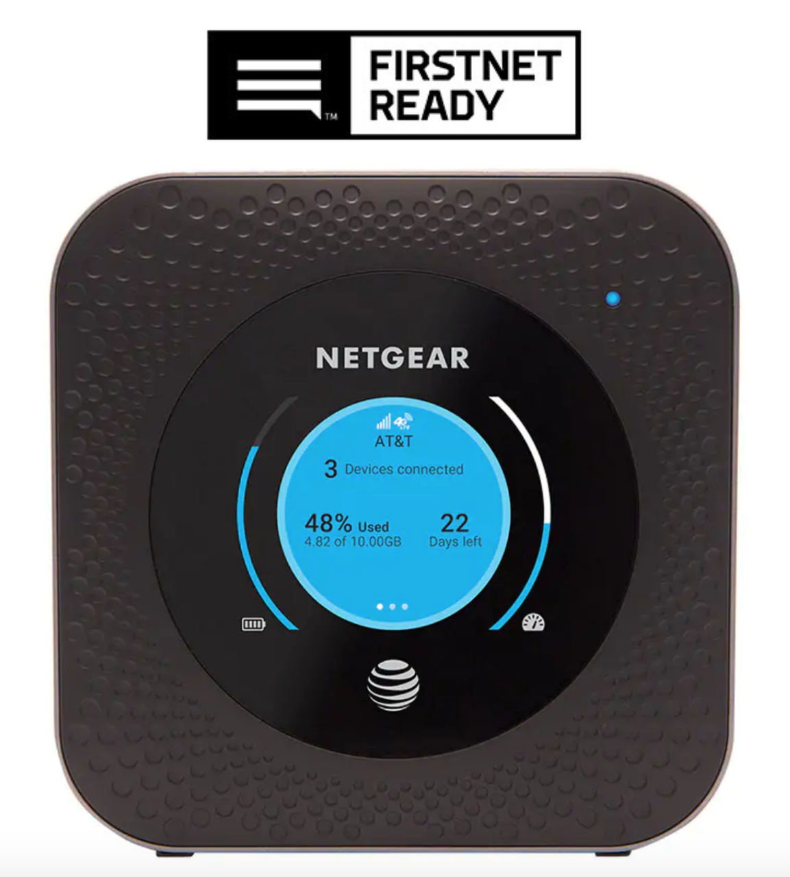 FirstNet Ready Nighthawk LTE Mobile Hotspot