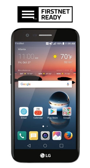 FirstNet Ready LG k20