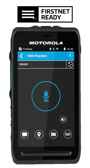 FirstNet Ready Motorola Solutions LEX L11