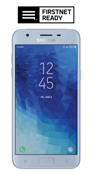 FirstNet Ready Samsung Galaxy J3