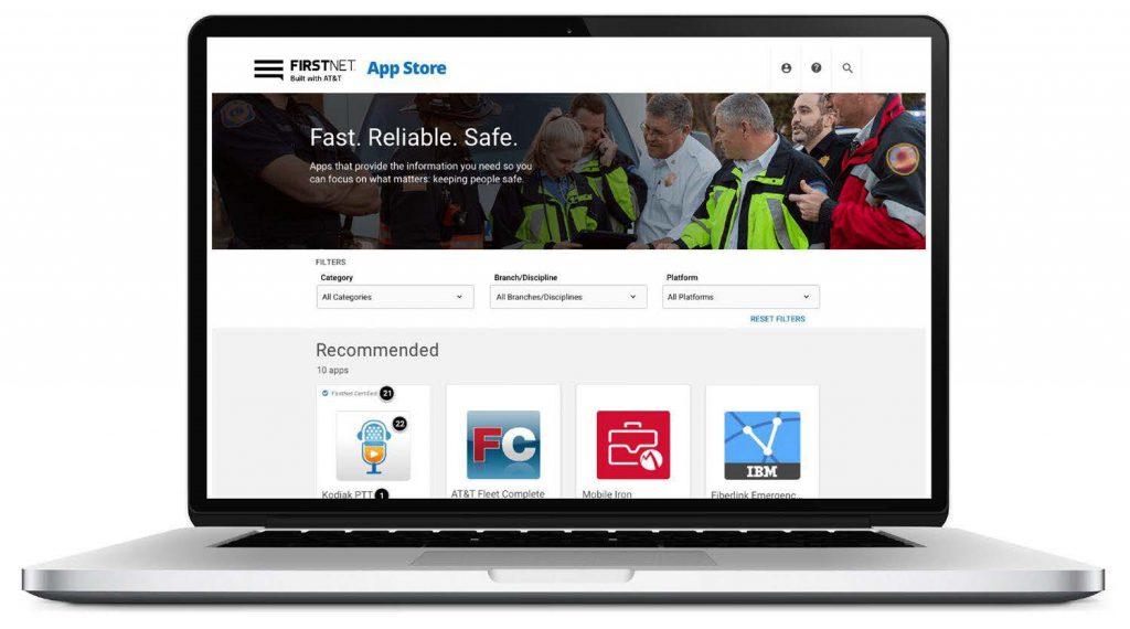 FirstNet App Store