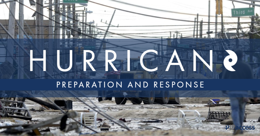 Hurricane Preparation and Response