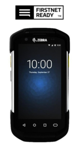 FirstNet Phone Zebra TC77