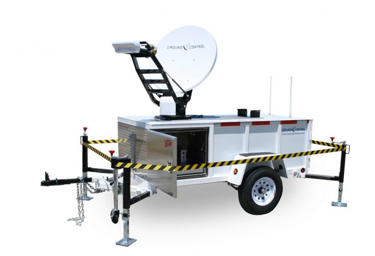 Ground Control Toughsat T-100 Trailer