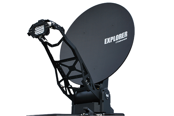 Cobham Explorer 8100 Mobile Antenna