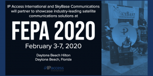 FEPA 2020 Announcement with SkyBase Communications