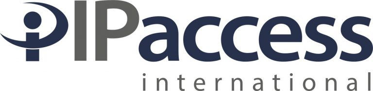 IP Access International Logo - Blue and Grey