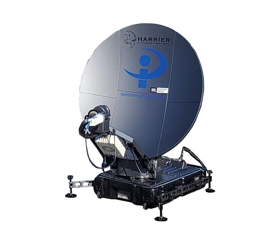 Harrier VSAT Mobile Satellite Internet