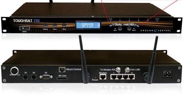 Toughsat TS2 Controller
