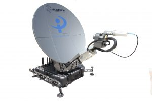 Harrier VSAT Fusion
