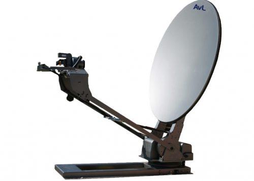 AvL 1258 Mobile VSAT